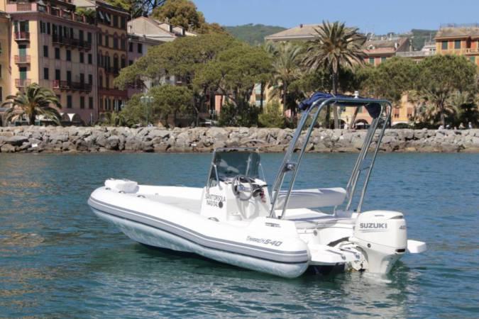 Marlin Boat Dynamic 540